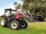 Review: Case IH Maxxum 135 CVT