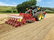 Specialist cultivation and spreading machinery