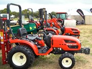 Branson Tractors at Northland Field Days 2020