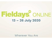 Fieldays Online is underway