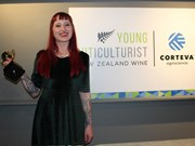 North Canterbury Young Viticulturist of the Year 2020 winner
