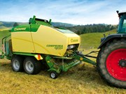 Review rewind: Krone Comprima CF 155 XC Baler Wrapper