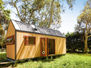 Feature: Le Workshop tiny houses