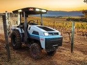 New release: Monarch electric smart tractor