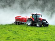 Cover story: Giltrap WideTrac fertiliser spreader