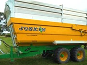 Video: Joskin Trans-CAP dumper silage trailer