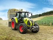 Test: Claas Arion 650