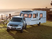 Introducing the NEW Zephyr caravan
