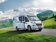 Fiat Ducato named best motorhome vehicle