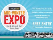 Big savings on offer at TrailLite's Mid-Winter Expo