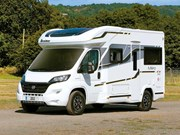 Incoming: new look Benimar motorhomes