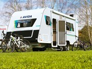 Avida Emerald premium caravan review