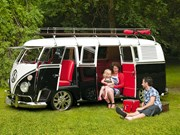 Iconic RV on the road: VW Kombi