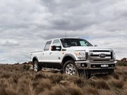 American Pick-up Showdown: Ford F-250 Superduty