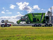 Drake Trailers launches AG Widener low loader