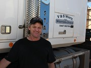 Driven by the WA trucking dream