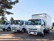 Return of the Sumo: Canter evolves alongside Fuso's renewed focus