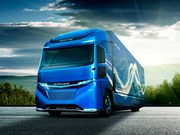 Fuso charges into an era of electric trucks