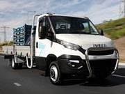 Iveco enhances Daily range