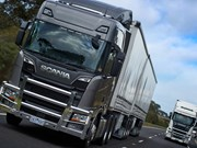 Clash of the Continentals: Scania Test Drive