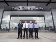 AHG Daimler dealership opens