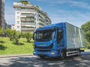 Iveco to go diesel free at Hanover show