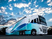 Australia's first 'Fuel Super Truck' delivers massive gain