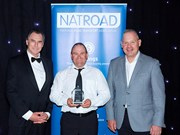 Accident statistics drive NatRoad award winner