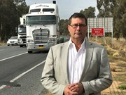 Reduced speed limit for Hume Freeway near Wodonga