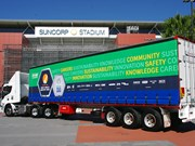 Brisbane Truck Show links with NRL for official launch