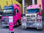 Volvo boosts Pilbara Heavy Haulage Girls pink fleet
