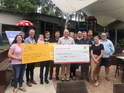 Newcastle and Hunter charities receive Awareness Day funds
