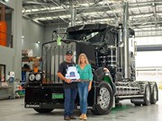 Tranzmile Truck of the Year win a fitting tribute