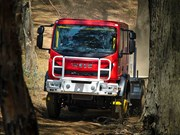Iveco puts 4x4 Eurocargo through its paces