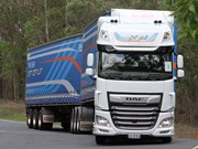Paccar offers DAF support to Heart of Australia