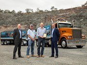 Karreman Quarries chalks up 500th Mack