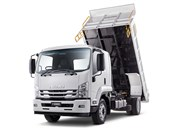 Isuzu boosts tipper range with F Series model