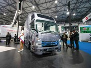 Isuzu and Volvo cement 20 year UD Trucks agreement