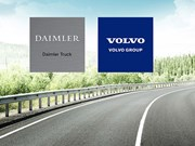 Daimler and Volvo in fuel cell joint venture