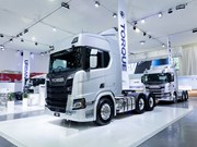 Scania to miss Brisbane Truck Show