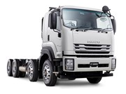 Isuzu agitator upgrades for FYJ 300-350