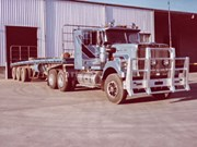 Western Star goes retro for BTS21