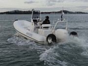 Sealegs 6.1 Sport RIB Amphibian Review