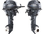 Yamaha reveals new F20 and T25 portable outboards
