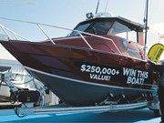 Video: Hutchwilco Boat Show Grand Prize