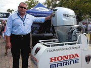 Video: Sanctuary Cove Boat Show 2019 Honda