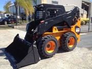 Cougar brings out 1220J vertical-lift skid-steer loader