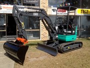 IHI launches all-new V4 mini excavator range