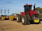 Swan Hill innovation transforms topsoil scraping