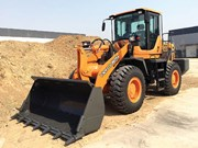 BMES to distribute Hercules wheel loaders